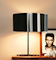 Switch bordslampa - Svart