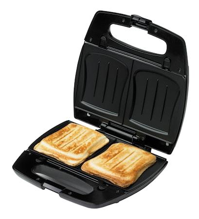 Smörgåsgrill med löstagbara grillplattor