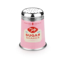 Sukkerstrøer, Rosa, Retro
