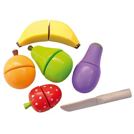 Skära Frukt 6 delar
