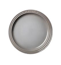 Tallrik 27 cm Mist Gray