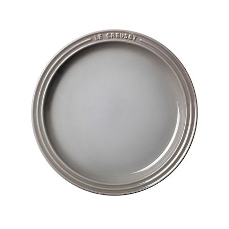 Le Creuset Tallrik 27 cm Mist Gray