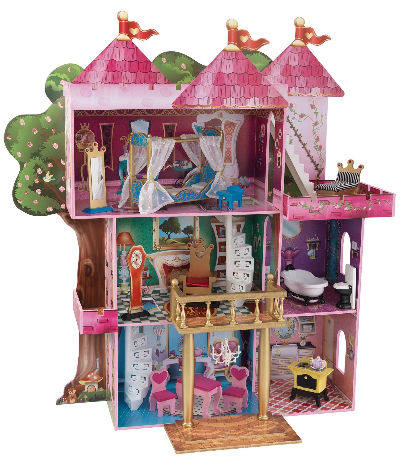 Story Book Mansion dockhus