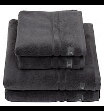 Premium Terry Håndkle 50x70 Antracit