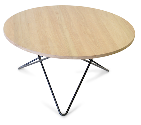 Bild av OX DENMARQ O table wood soffbord