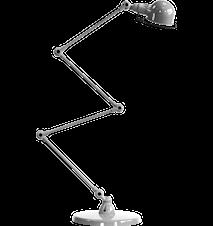Signal SI433 Gulvlampe 4x30 cm m. ledning + afbryder - Mat