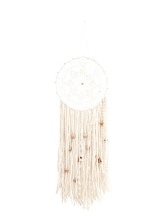 Drømmefanger Ø 25 cm - Hvid