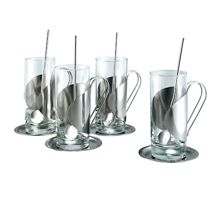 Irish Coffee Set 4-pack