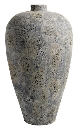 MUUBS Luna Kruka Stone Blue Terracotta 130x73 cm