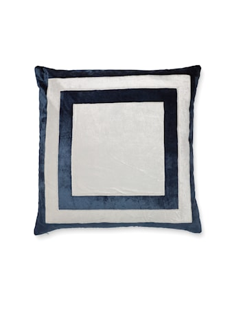 Kuddfodral 50x50 Firenze Twilight Blue