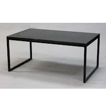 Rektangulär soffbord halvkub - Granit