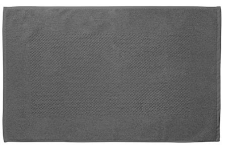 Bild av Galzone Badrumsmatta 100% bomull Grå 80x20 cm