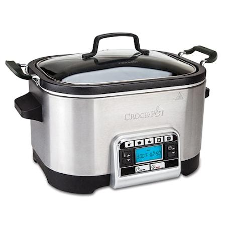 Multifunktionell Slow Cooker 5,7 liter