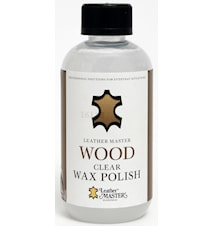 Clear waxpolish - Set om 2 st, 250 ml