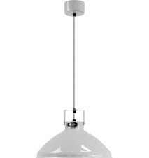 Beaumont B240 Taklampa Ø30 cm m. Silverfärgad insida