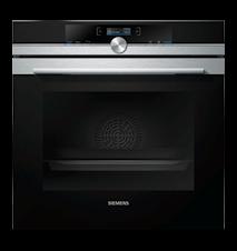 iQ700 Innebygd ovn Rustfritt stål HB672GCS1S