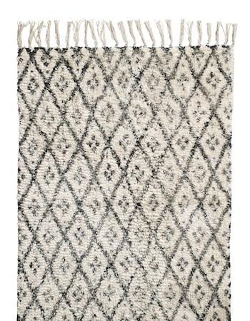 Harlekin matta 200x250 cm - Grå