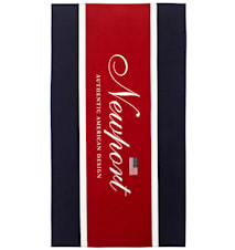 Newport Monahan beach towel