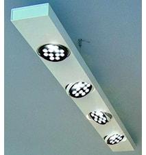 Brick LED taklampa