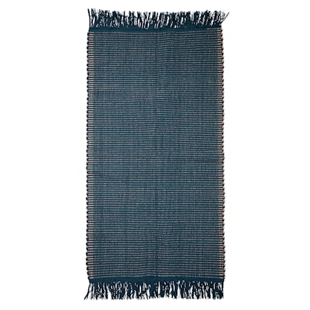 Matta Cotton Blue 160x80 cm