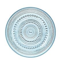 Kastehelmi Tallrik 17cm Ljusblå