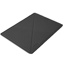 Drying mat Black- Glastorkmatta