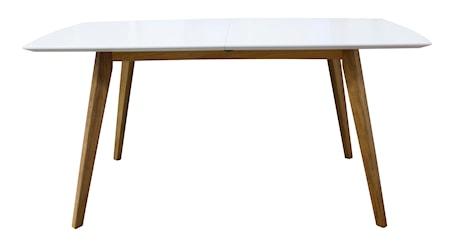 Bild av Tenzo Bess matbord vit/ek
