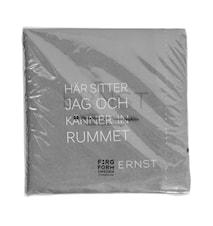 Servett Tid/Rum, grå