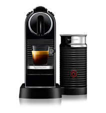 Citiz & Milk 2 Svart Kaffemaskin