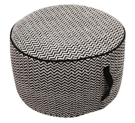 Bild av Scandinavian concept Fibe round sittpuff