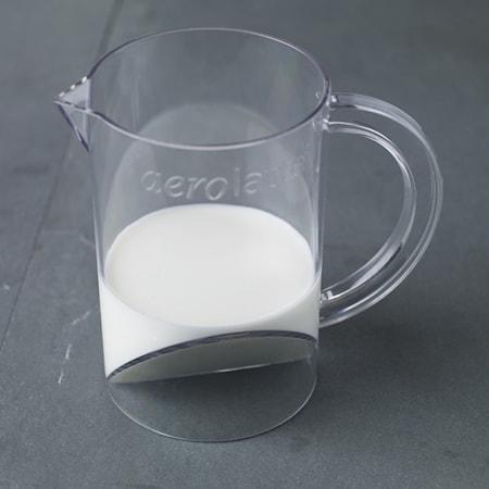 Aerolatte Maidonvaahdotin kannu