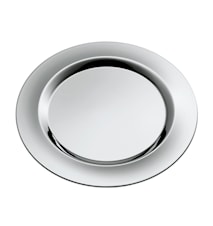 Jette Undertallrik Ø33cm Blankt Stål