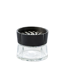 Grand Cru Grater 25 cl sort / stål