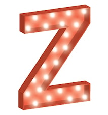 Cirkuslampan Stor - Z