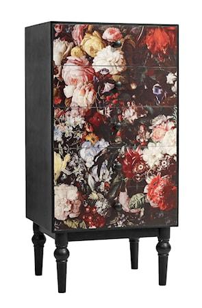 Bild av Nordal Flower byrå med 5 lådor