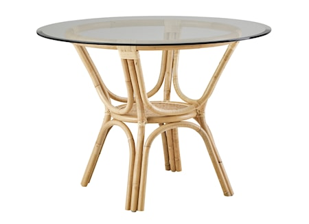 Sika Design Lissabon runt matbord – Natural
