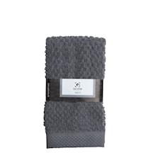Håndduk 100% Bomull Grå 70x50 cm