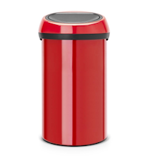 Touch Bin® 60 L Red