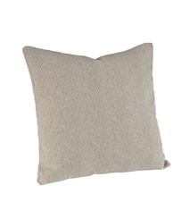 West w-stripe grey Kuddfodral 50x50
