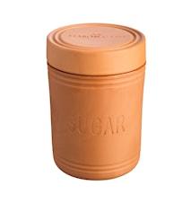 Terracotta Sockerburk Sugar