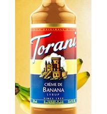 Crème De Banana Syrup 750 ml -
