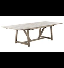 George utdragbart matbord - 100 x 200 (280)