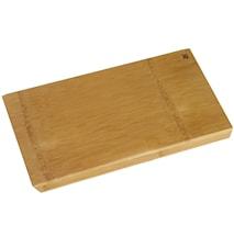 Skärbräda 45x28cm Bambu
