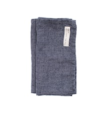 Servett Sunset 45x45cm jeansblå