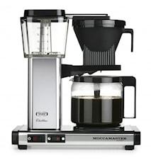 Kaffebryggare KBG741AO Polerad Silver