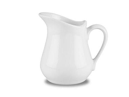 Mjölkkanna Vit
