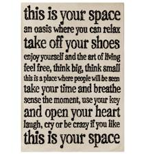 Your space matta