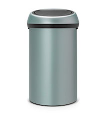 Touch Bin®, 60 Ltr Metallic Mint