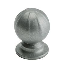 Knopp Banister Antikk grå