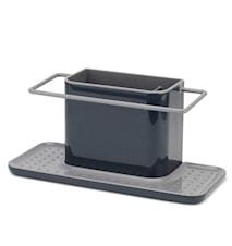 Caddy diskbänksförvaring grå/ljusgrå - 30,5 cm